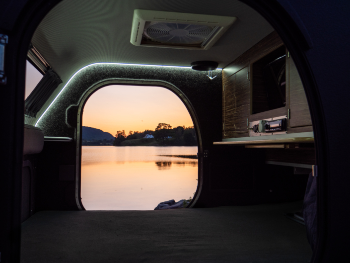 Lifestyle Camper X-Line Minicamper10